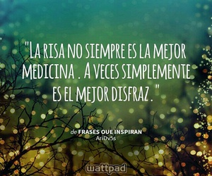 frases, Risa, and disfraz image