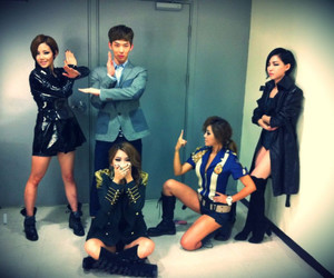 jo kwon and brown eyed girls image
