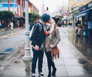 boy, parker, and rain image