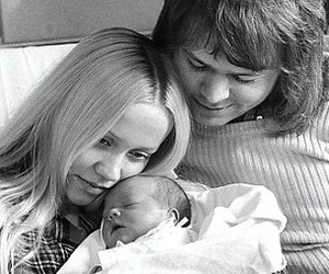 Abba, baby, and björn ulvaeus image