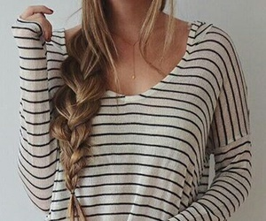 hair, style, and woman image