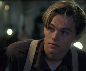leonardo dicaprio, titanic, and boy image