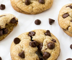 Cookies and chocolate image