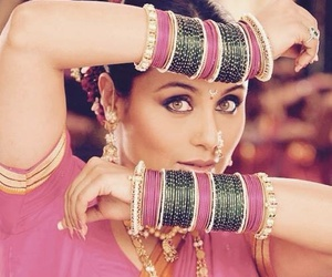 beauty, bollywood, and india image