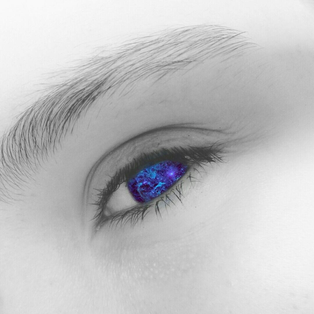 amazing, blackandwhite, and eye image