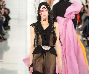 fashion, maison margiela, and runway image