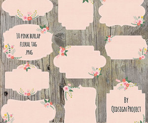 wedding invitation, floral clipart, and etsy image