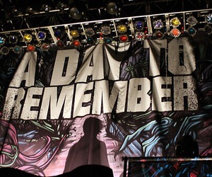 a day to remember, adtr, and band image