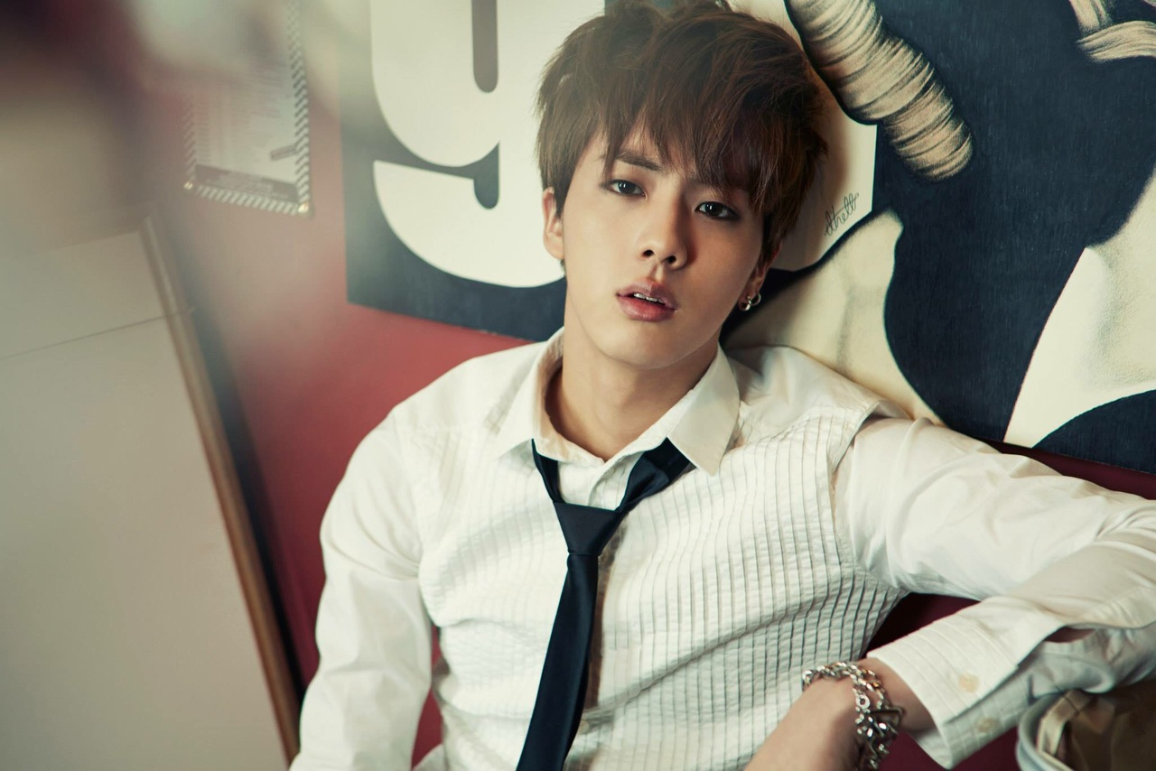 Album Skool Luv Affair Boy In Luv Seok Jin