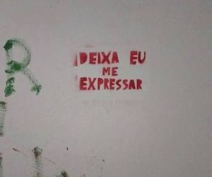 conselho, português, and pichações image