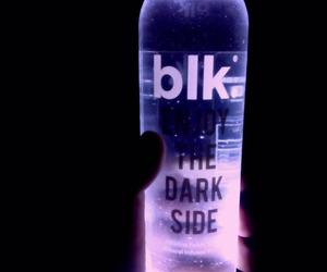 dark, blk, and grunge image
