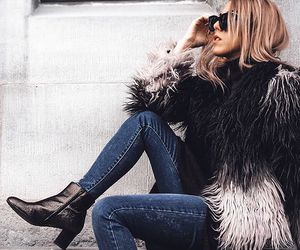 blogger, chic, and street style image