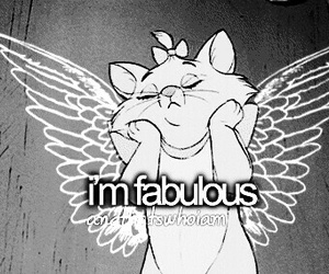 fabulous and disney image