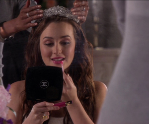 makeup, blair, and blair waldorf image