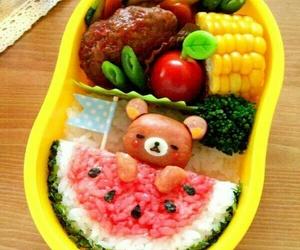 food, art, and kawaii image