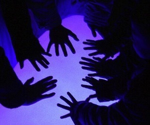 hands, grunge, and aesthetic image