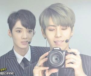 asian boy, korean boys, and dabin image
