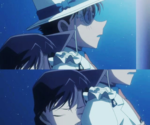 anime, detective conan, and kaito kid image