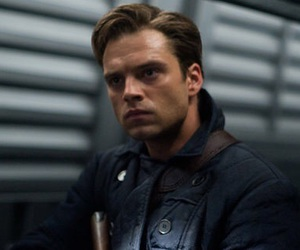 captain america, Marvel, and winter soldier image