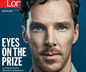 british, magazine, and benedict cumberbatch image