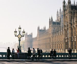 london, travel, and city image