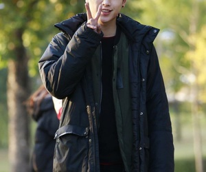 seo kang joon and cheese in the trap image