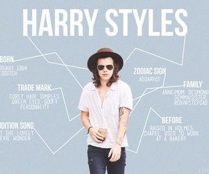 styles, harry, and one direction image
