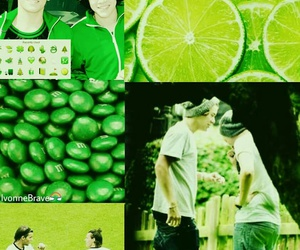 green, wallpapers, and larry image