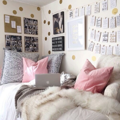 73 Images About Chambre Tumblr On We Heart It See More About Room