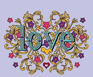 love and colorfy image