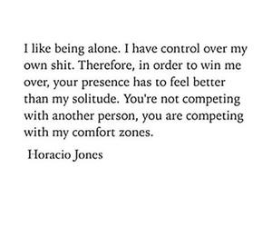 comfort zone, myself, and love image