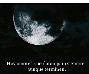 hurt, moon, and sad image