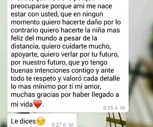 1, I Love You, and distancia image