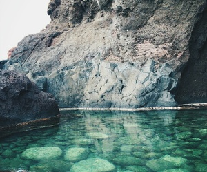 amazing, rocks, and green image