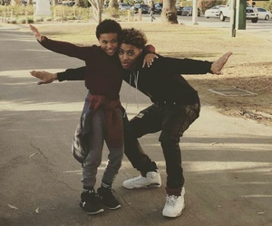 kid lucas and lucas coly image