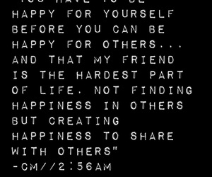 happiness, self happiness, and being there for others image