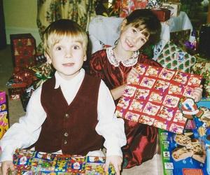 christmas, zoe sugg, and joe sugg image