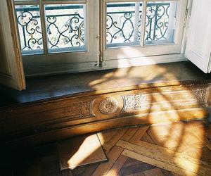 vintage and window image