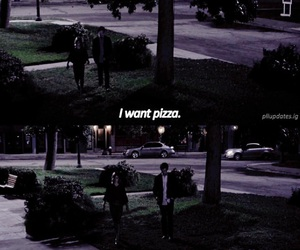 pretty little liars and pizza image