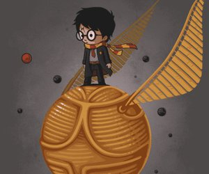 harry potter, jk rowling, and qwertee image