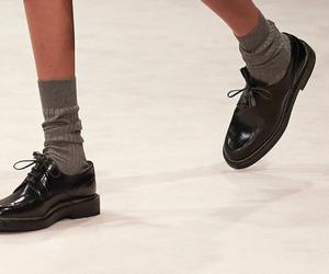 socks, fashion, and shoes image