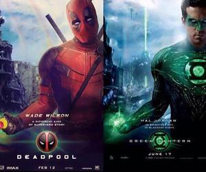 DC, deadpool, and funny image