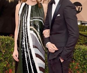 actor, beautiful couple, and eddie redmayne image