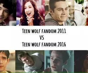 teen wolf, fandom, and tyler posey image