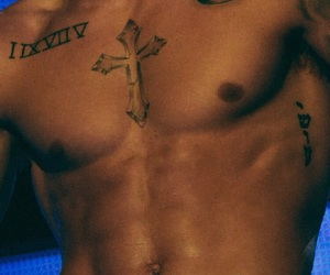 abs, happy trail, and tumblr image