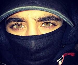 eyes, boy, and thug image