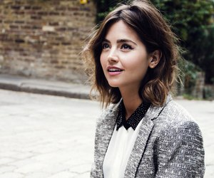 jenna coleman and doctor who image