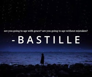 bastille, beautiful, and music image