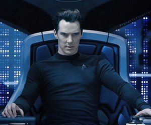 star trek and benedict cumberbatch image