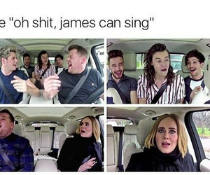 Adele and one direction image